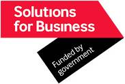 Solutions for Business - Funded by Goverment